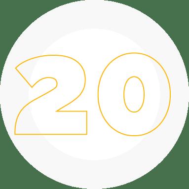 20 years in business of Innoopract